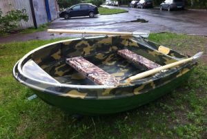 моторно-гребная лодка шарк-255 купить
