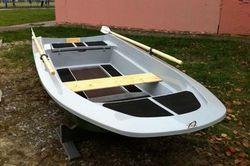 Моторно-гребная лодка Шарк-330 New