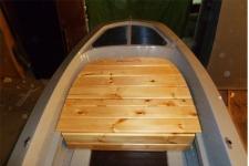 Носовой рундук для лодки Шарк-400