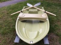 Гребная лодка Шарк-240