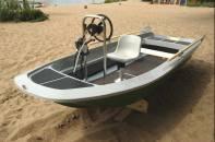купить пластиковую лодку бу